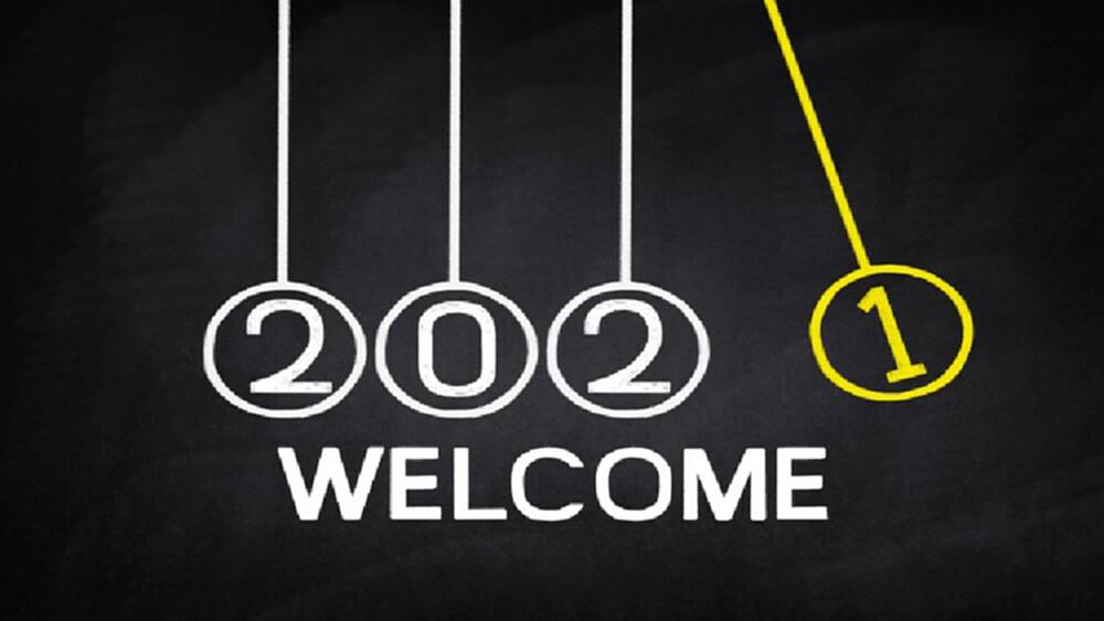 ยินดีต้อนรับ 2021