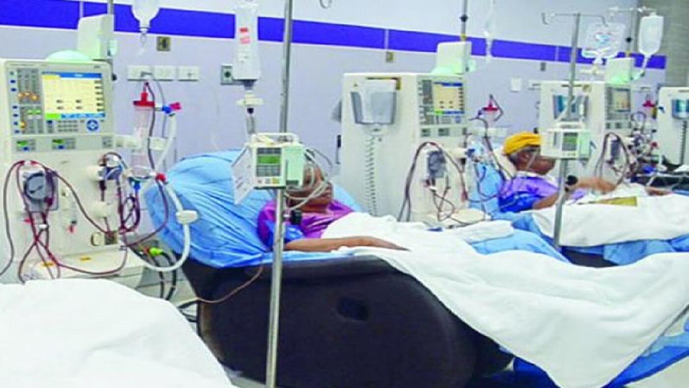 พบคนไทยป่วยโรคไตเรื้อรัง 8 ล้านคน