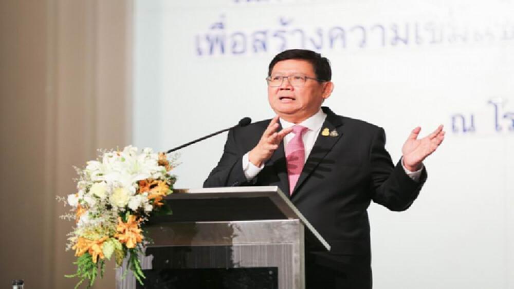 'สุวิทย์'ย้ำ 3 เป้าหมายหลักของไทยแลนด์ 4.0