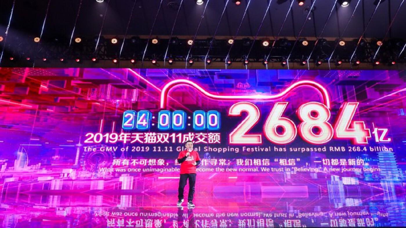 """""""ไทย"""" ครองแชมป์ช้อปออนไลน์ 11.11 สูงสุดในอาเซียน"""