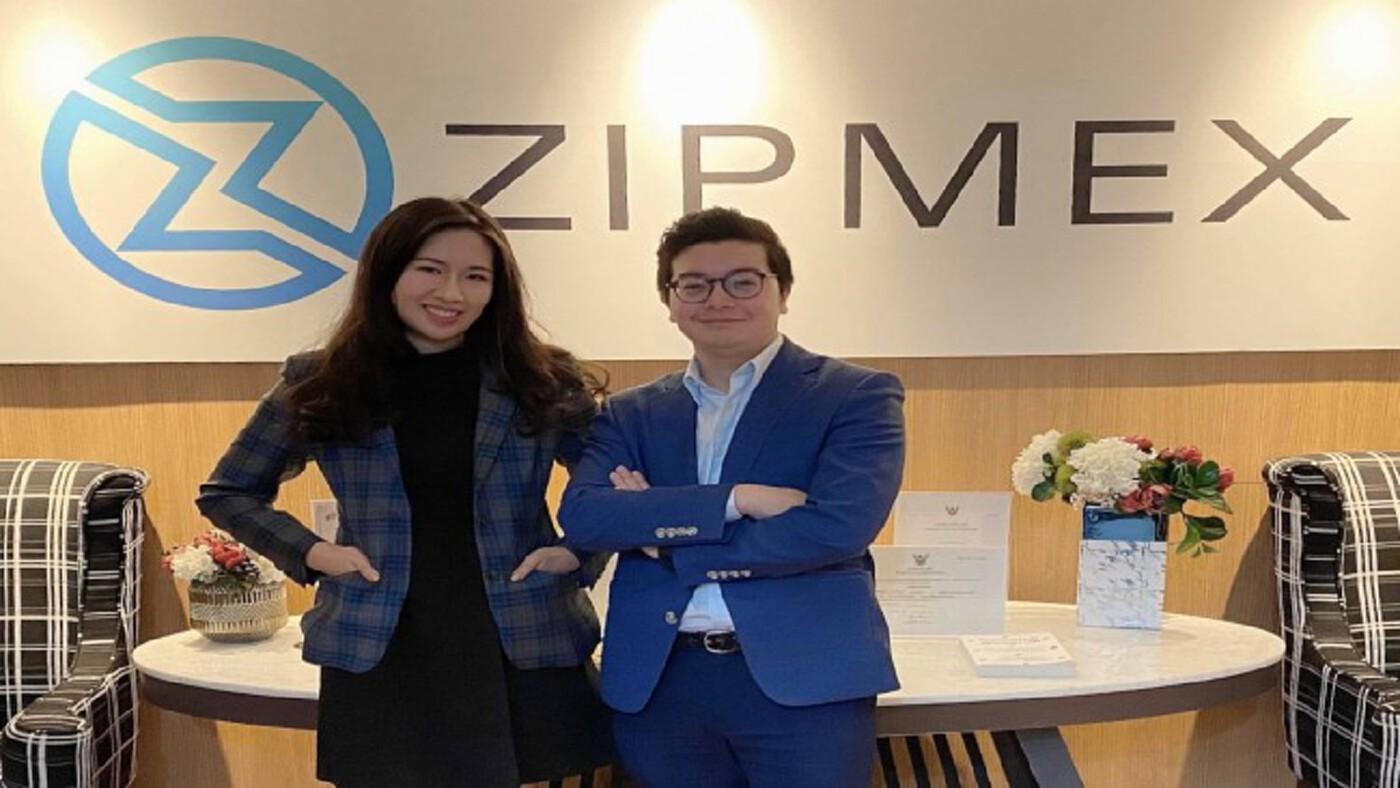 """"""" ZIPMEX """" แพลตฟอร์มใหม่ด้านการลงทุน """" เงินดิจิทัล """""""