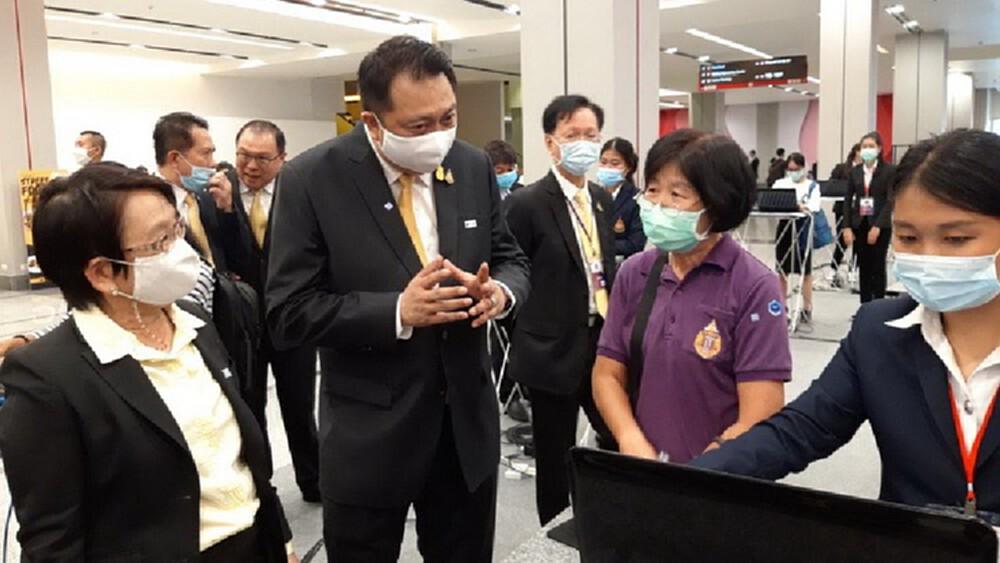 JOB EXPO ผลตอบรับดี งานผลิตความต้องการสูง 1.9 แสนอัตรา