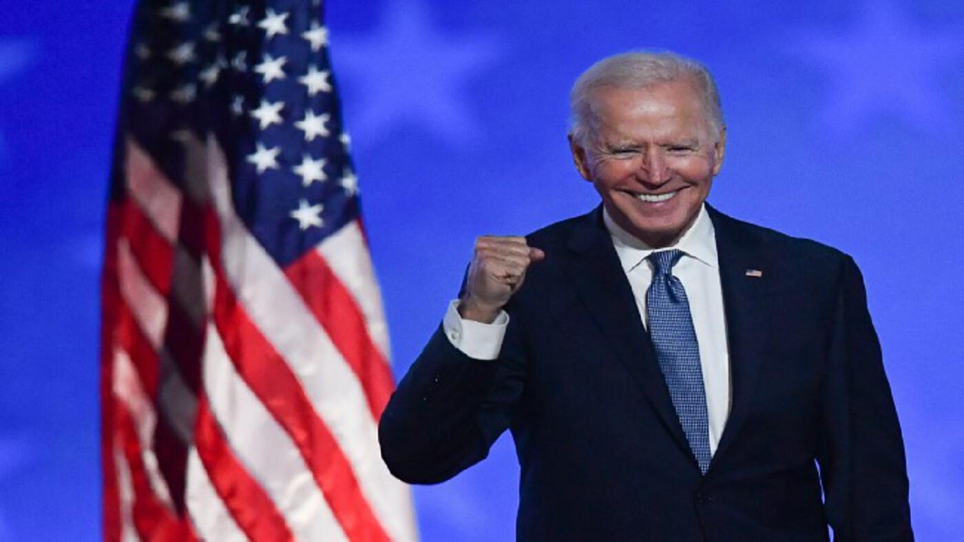 'เลือกตั้งสหรัฐ' ล่าสุด! 'โจ ไบเดน' ต้องการอีกแค่ 6 คะแนนจะชนะเลือกตั้ง