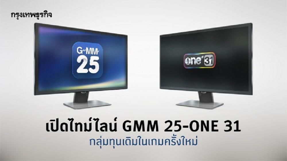 เกิดอะไรขึ้นกับ 'แกรมมี่' เปิดไทม์ไลน์ความเปลี่ยนแปลง GMM 25-ONE 31