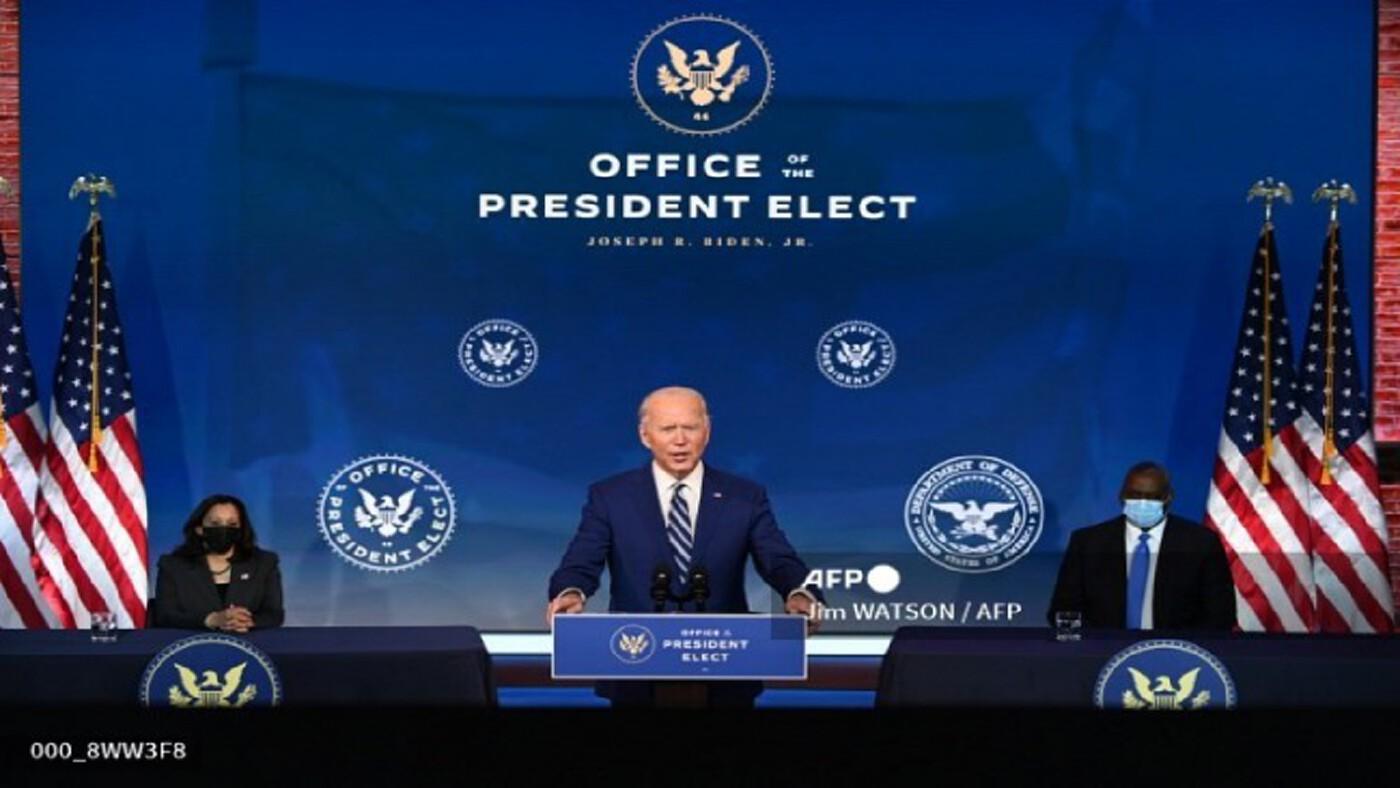 'ไบเดน' ชนะคะแนนคณะผู้เลือกตั้งเป็นทางการ นั่งปธน.สหรัฐคนที่ 46