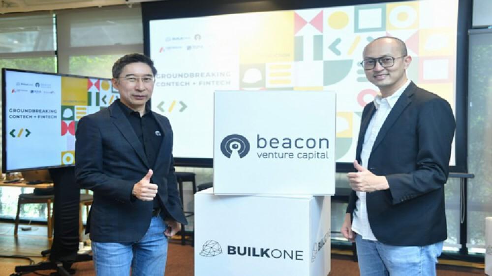 บีคอน วีซี ลงทุนใน BUILK เสริมแกร่ง แพลตฟอร์มก่อสร้างไทย