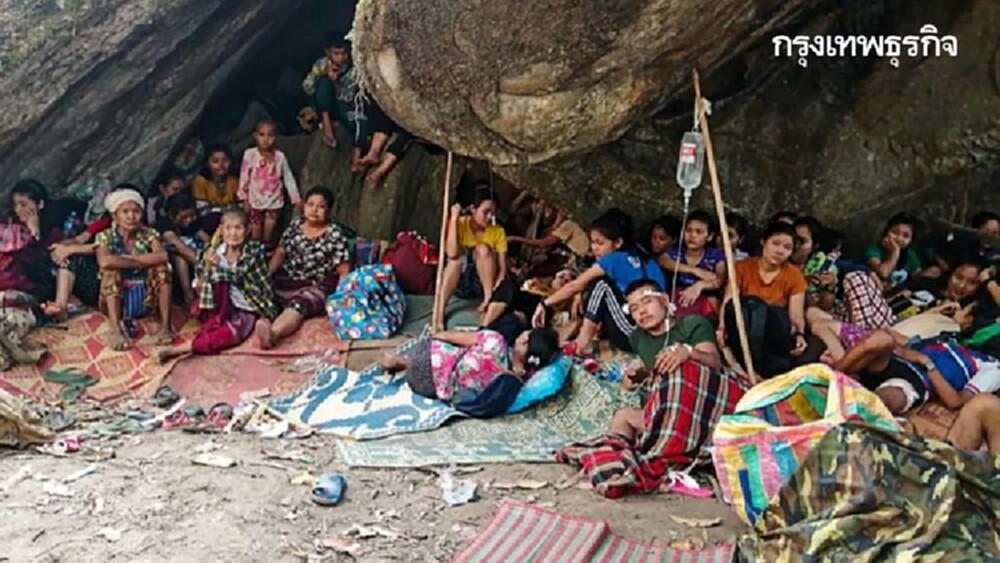 'UNHCR' เรียกร้องเพื่อนบ้านเมียนมามอบความคุ้มครองผู้หนีจากความรุนแรง
