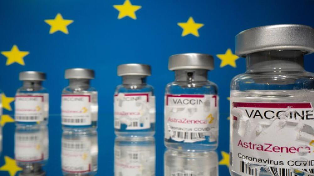 EU จ่อฟ้อง 'แอสตร้าเซนเนก้า' จัดส่งวัคซีนไม่ตามข้อตกลง