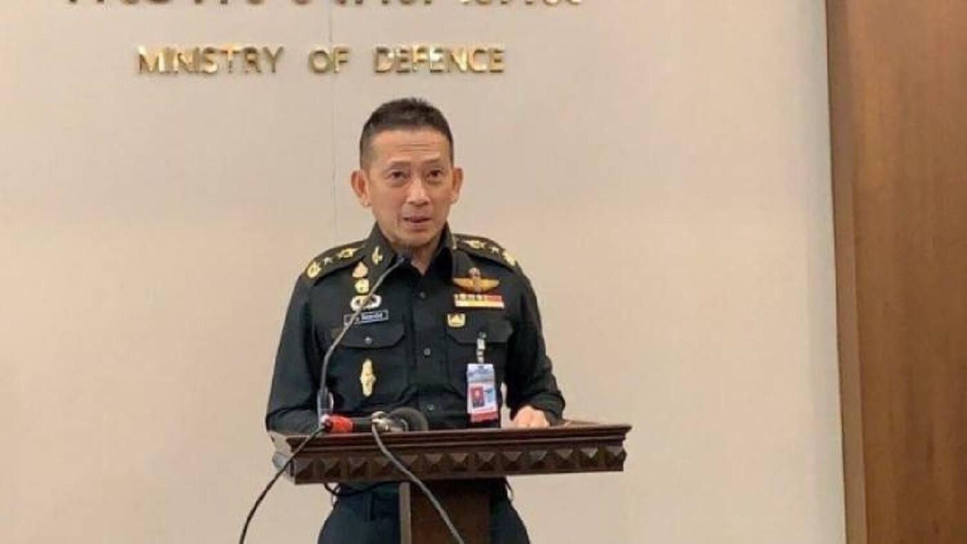 'กลาโหม'  แจง กระแสข่าว 'มหาอำนาจ' ใช้ไทยเป็นฐานยิงหัวรบนิวเคลียร์ ไม่เป็นความจริง