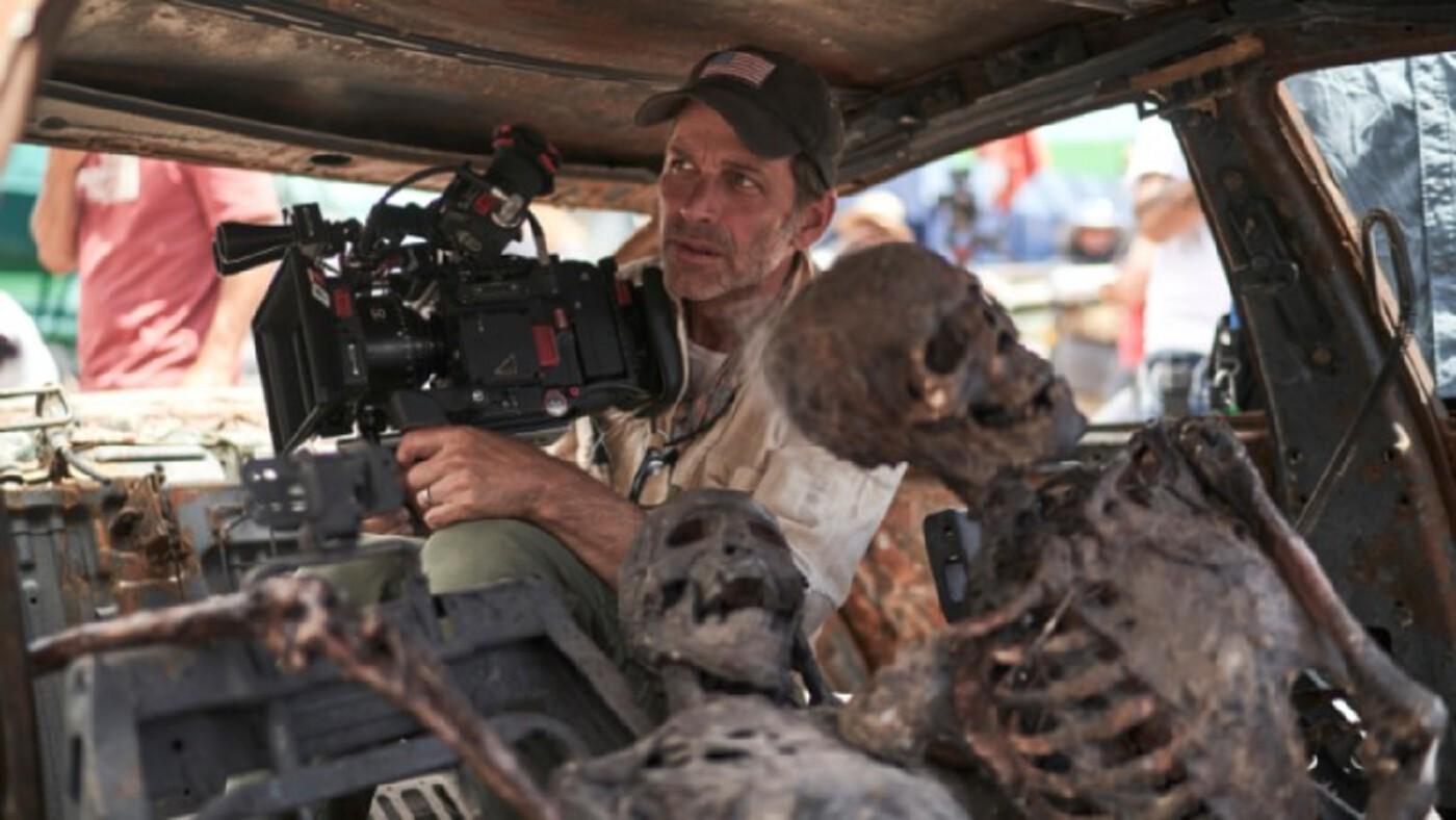 'แซ็ค สไนเดอร์' ชวนสตรีมมิงสด 'Army of The Dead' ดูหนัง 15 นาทีแรกก่อนใครในโลก