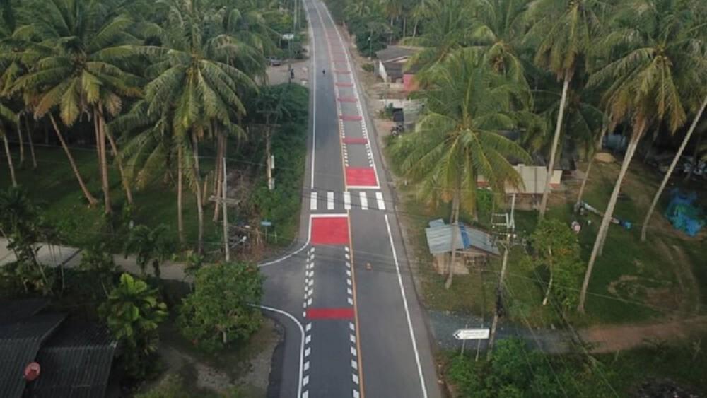 'ทางหลวงชนบท' ลุยถนนริเวียร่า อัดงบปี 65 สร้างต่อเนื่อง