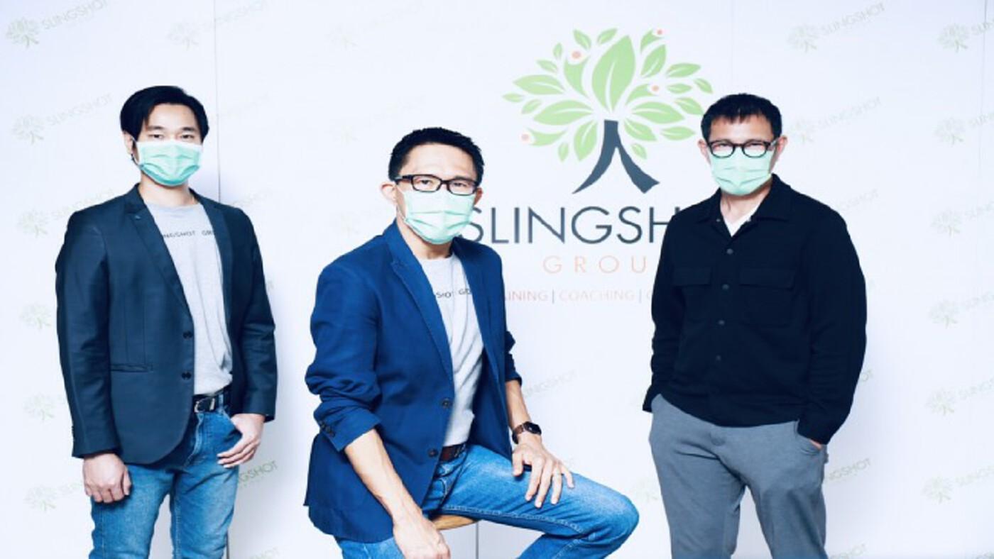"""สลิงชอท จับมือผู้กำกับร้อยล้าน สร้างหนัง """"Storytelling The Movie"""" รับกระแสโควิด-19 ตอบโจทย์พฤติกรรมการเรียนรู้รูปแบบใหม่ รายแรกในไทย"""
