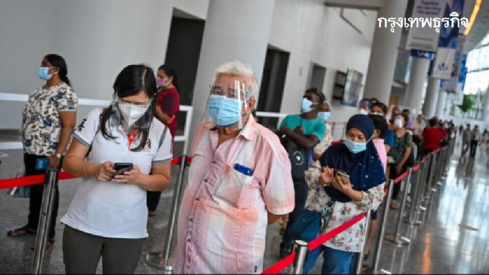 มาเลเซีย'ร่วมทดลอง'วัคซีนใหม่จากจีน