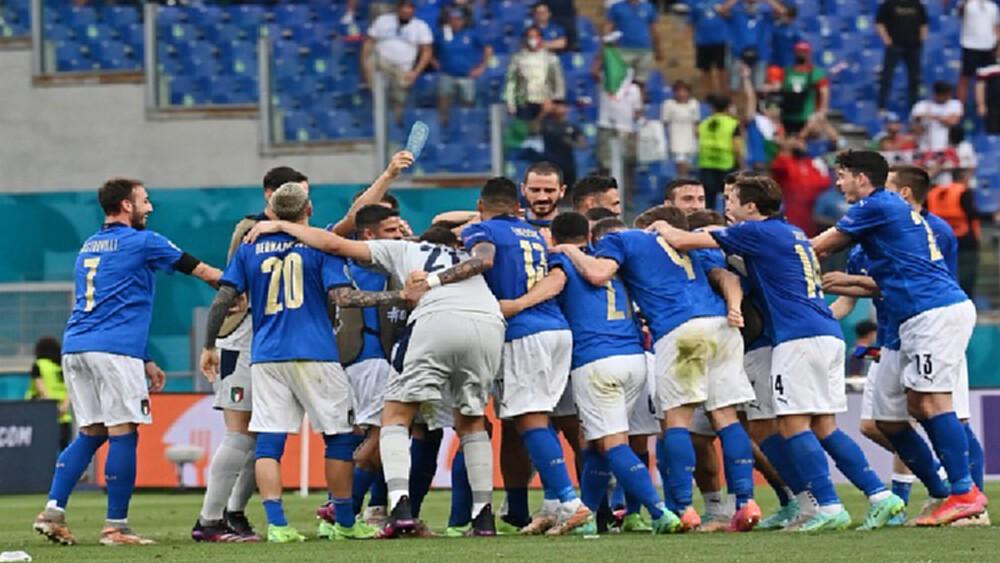 'อิตาลี' เฉือน 'เวลส์' 1-0 คว้าแชมป์กลุ่มเอทะลุรอบ 16 ทีมสุดท้ายศึก 'ยูโร 2020'