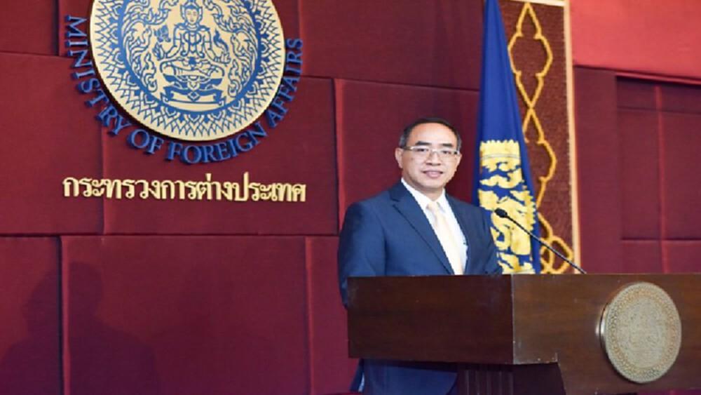 กต. แจงกรณี EU ปรับไทย ออกจากลิสต์ประเทศปลอดภัยโควิด