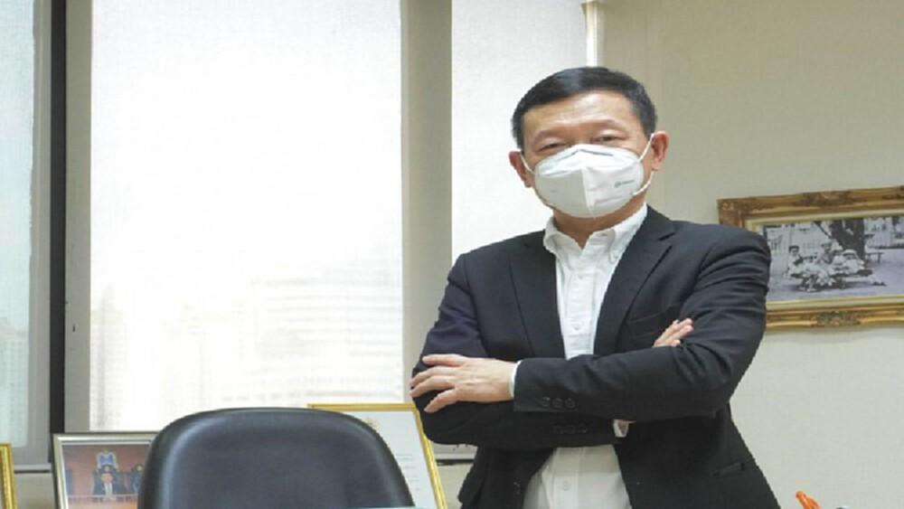 'คอมมี่' เปิดตัวหน้ากากฝีมือคนไทย มาตรฐานสหรัฐอเมริกา
