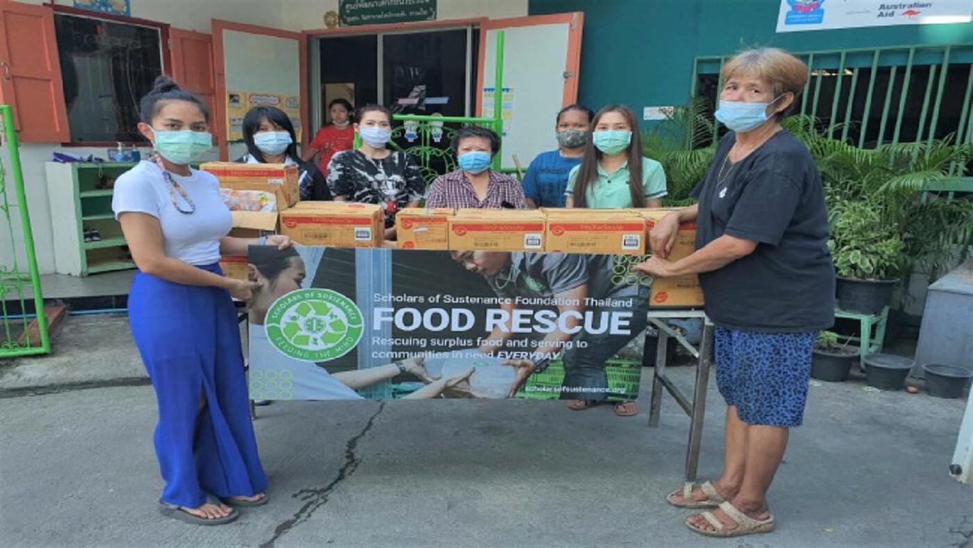 """ซีพีเอฟ จัดการอาหารส่วนเกิน สร้างโอกาสให้ผู้ขาดแคลน ผ่านโครงการ """"Circular Meal...มื้อนี้เปลี่ยนโลก"""""""