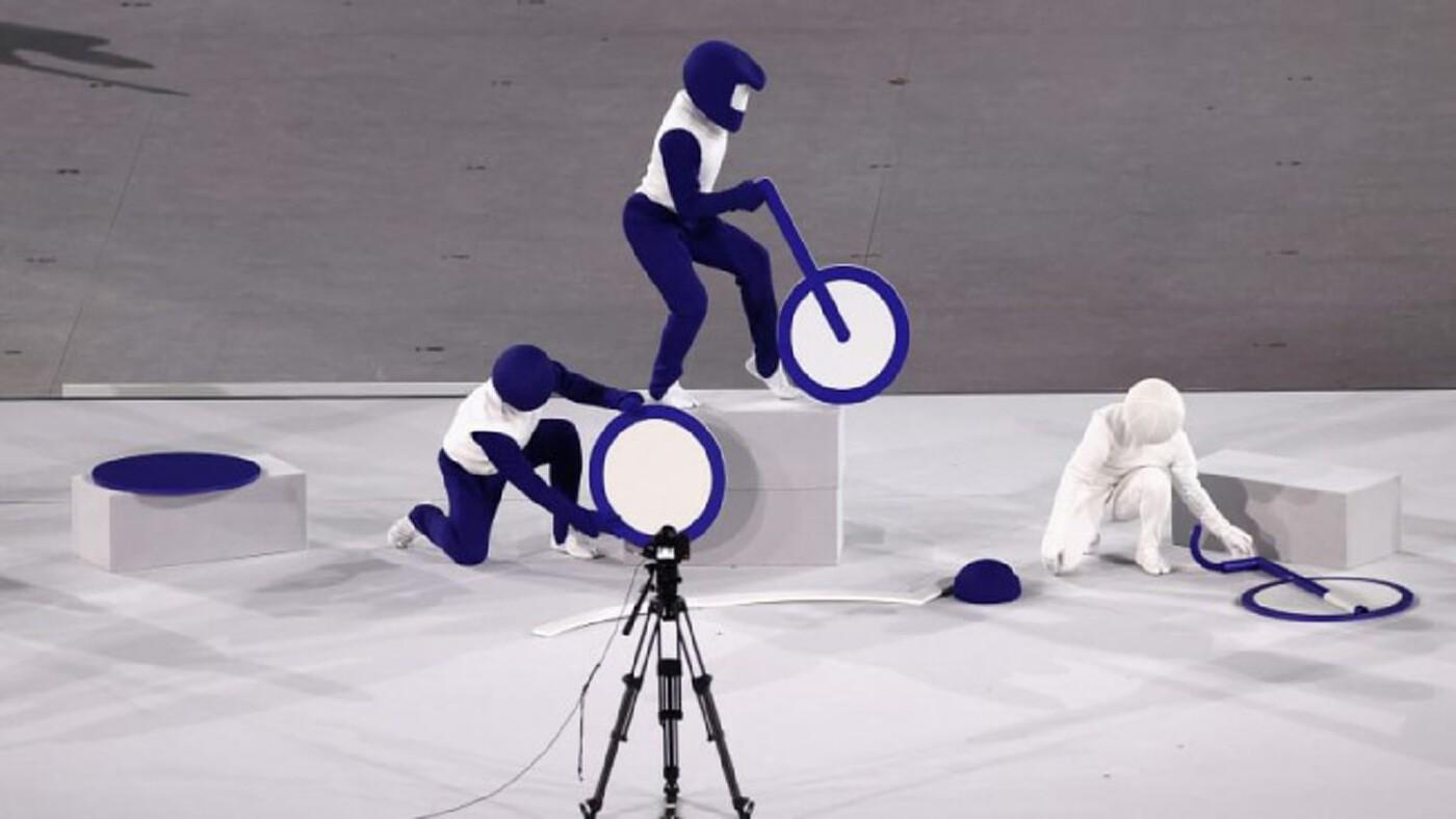 สุดสร้างสรรค์!ญี่ปุ่นโชว์'พิคโตแกรม'41ประเภทกีฬาพิธีเปิดโตเกียว โอลิมปิก