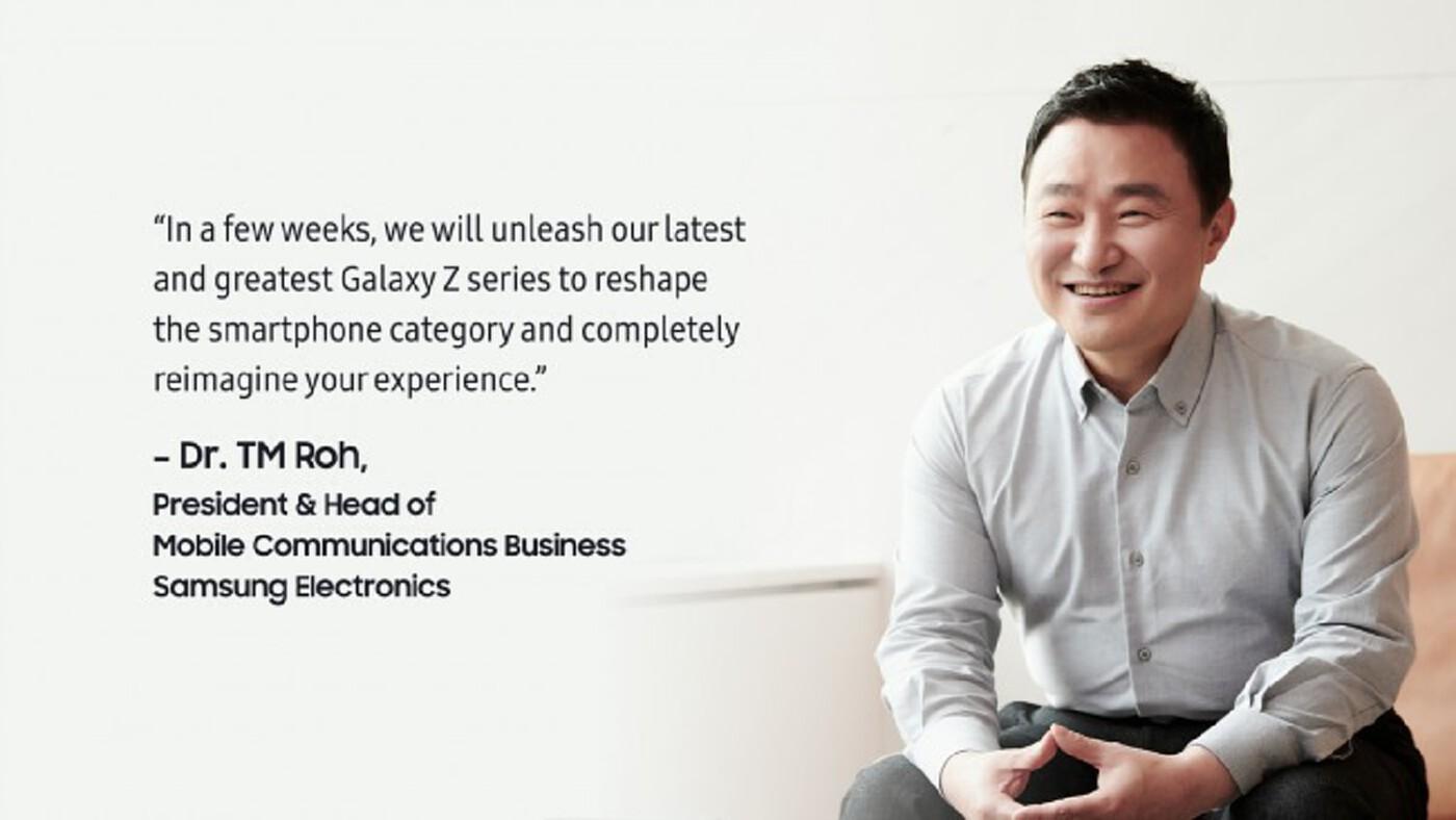 'ซัมซุง' กร้าว! ยุค 'นวัตกรรมสมาร์ทโฟนแบบใหม่' กำลังเริ่มขึ้น!