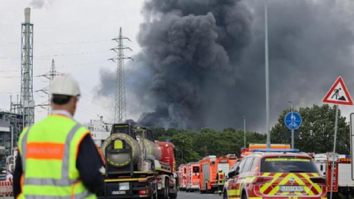 โรงงานเคมี 'เยอรมนี' ระเบิดครั้งใหญ่ ดับแล้ว 1ราย