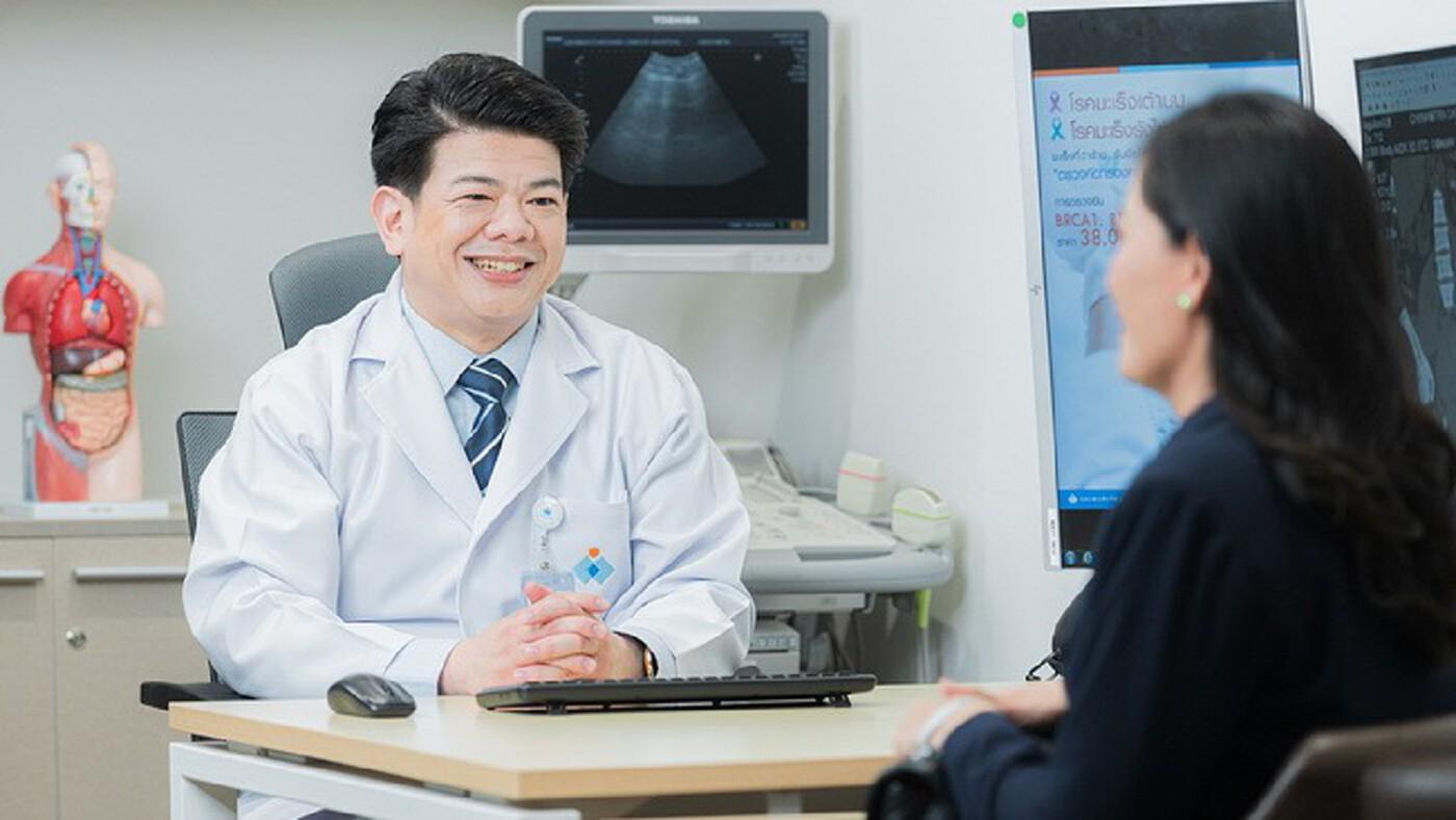 'รพ.มะเร็งชีวามิตรา' เปิดปรึกษา 'โรคมะเร็ง' ออนไลน์ ลดเสี่ยงโควิด-19