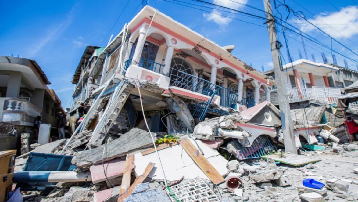 ยอดตายแผ่นดินไหวเฮติพุ่งเป็น 1,297 ราย