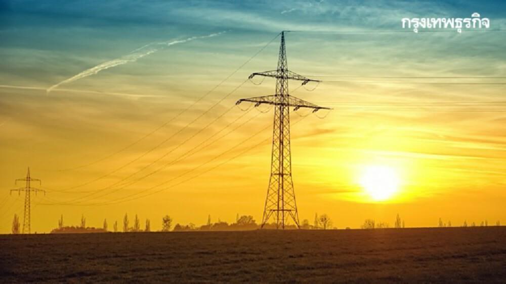 สนพ. เผย 6 เดือนแรกปีนี้ ยอดใช้พลังงานเพิ่มขึ้น 2.8% คาดทั้งปีเพิ่มเพียง 0.1%