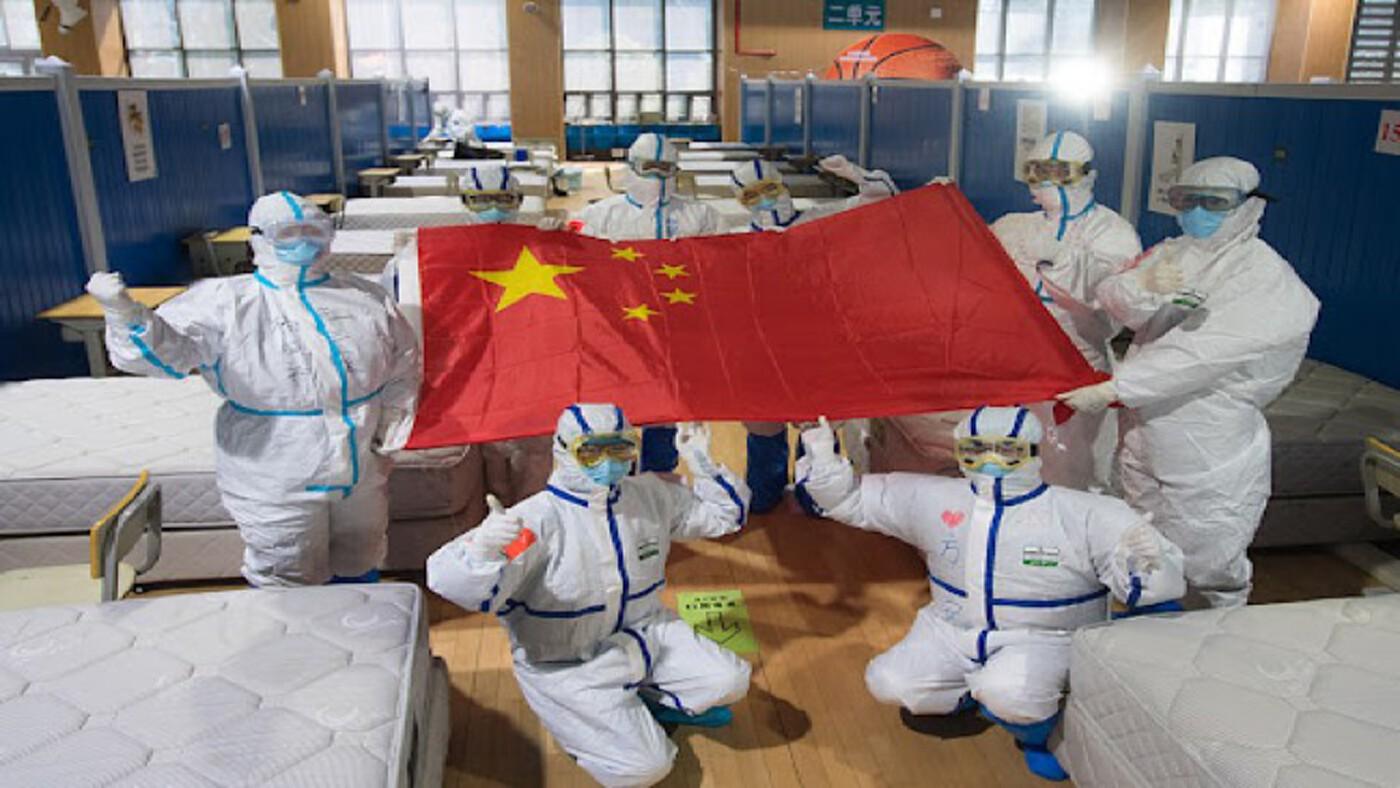 จีนไม่พบติดโควิดใหม่เป็นครั้งแรกในรอบ 1 เดือน
