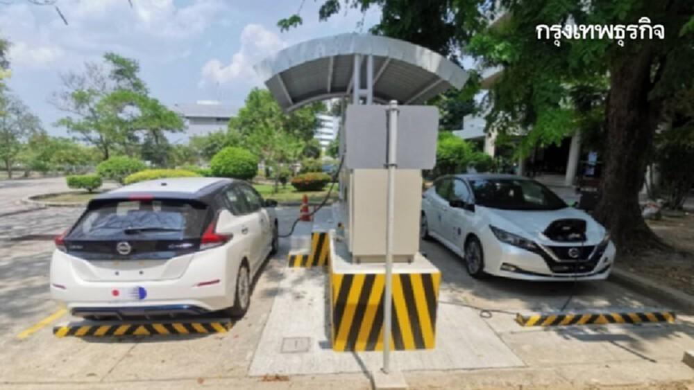 'รัฐบาล'จี้หน่วยงานราชการใช้ 'รถ EV' หนุนนโยบายพลังงานสะอาด