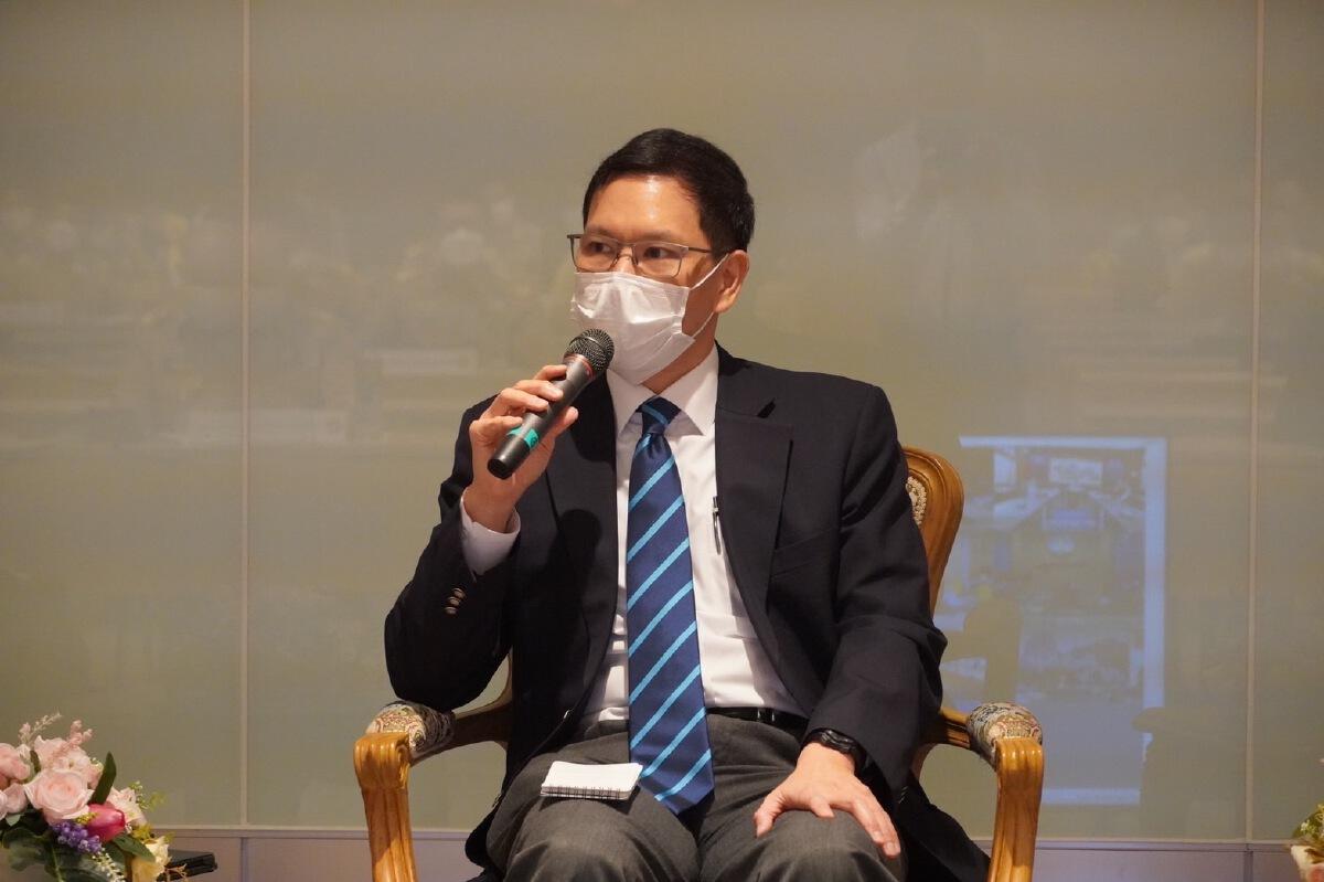 ดร.วิรไท ชี้ไทยต้องปรับโครงสร้างบริหารอย่างจริงจัง