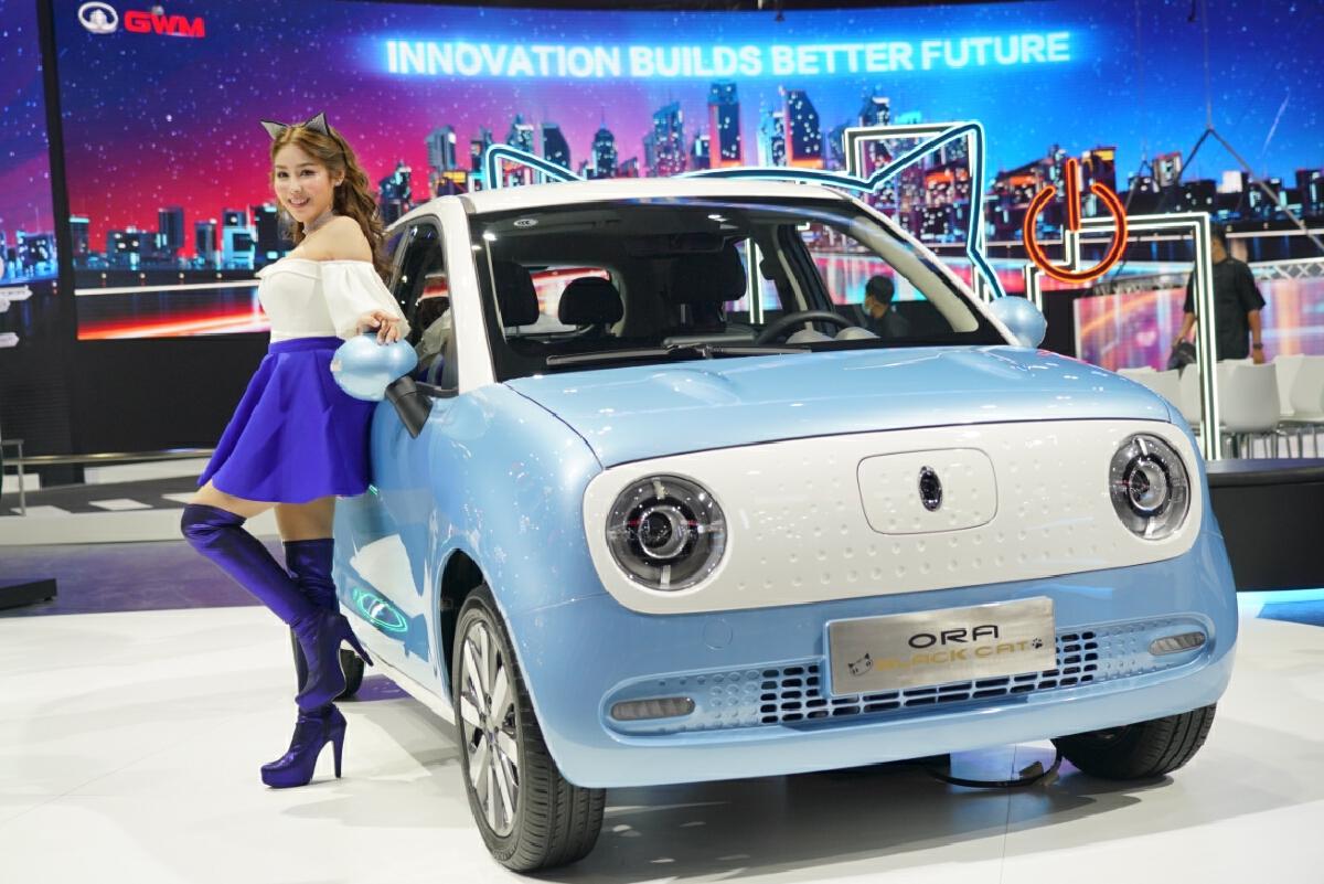 ทำความรู้จัก ORA แบรนด์รถยนต์ไฟฟ้า 100% จาก เกรท วอลล์ มอเตอร์ เตรียมนำเทคโนโลยีอัจฉริยะและการขับขี่แห่งอนาคตบุกตลาดไทยเร็วๆ นี้
