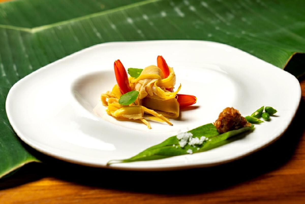 'หม้ออะนะโอริ' กับ'อาหารไทย' โดย 'เชฟโบ-ดวงพร ทรงวิศวะ'