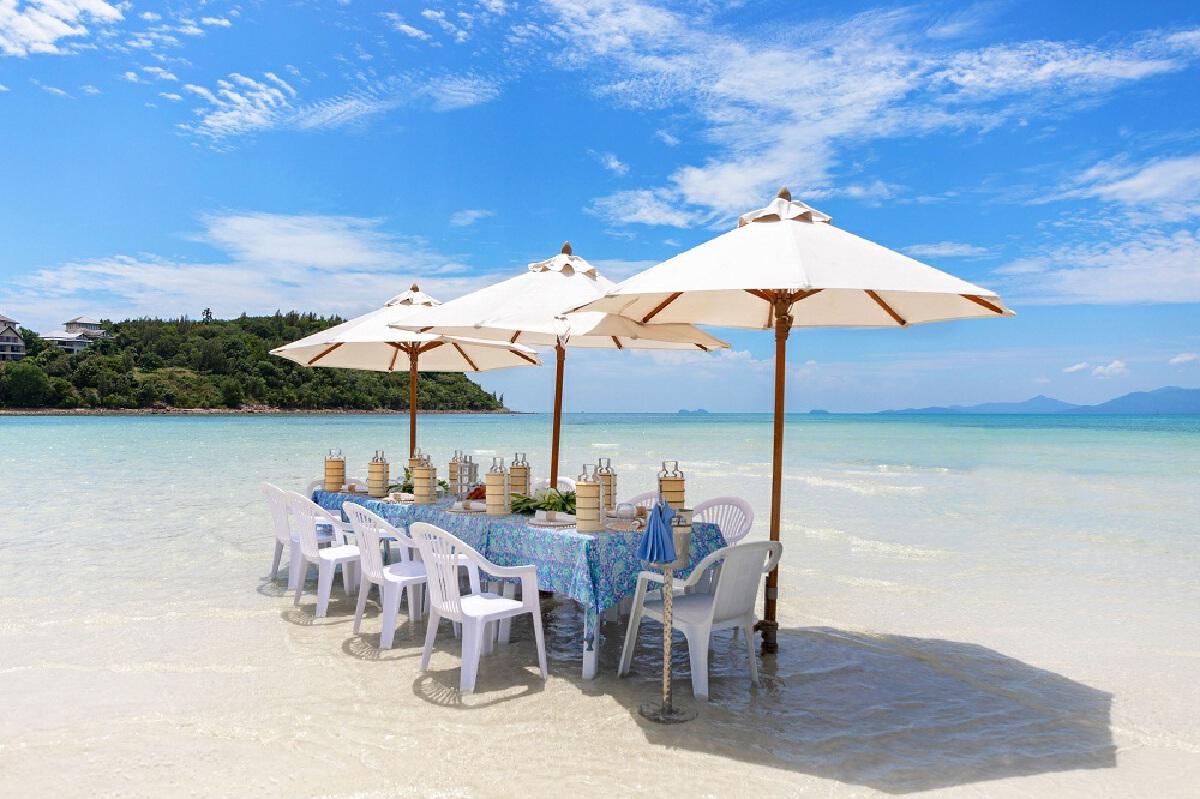 """โรงแรมเคปฟาน เกาะสมุย ติด """"1 ใน 10 โรงแรมและรีสอร์ทที่ดีที่สุด"""