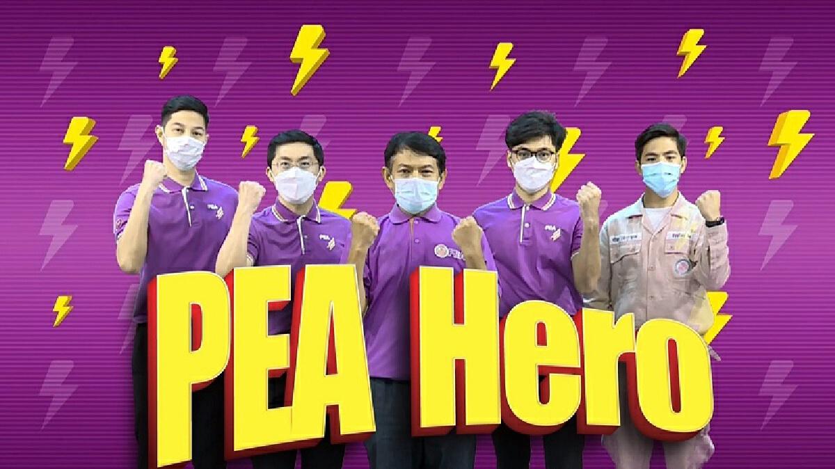 โครงการ ชุมชนปลอดภัยใช้ไฟ PEA ผ่านออนไลน์