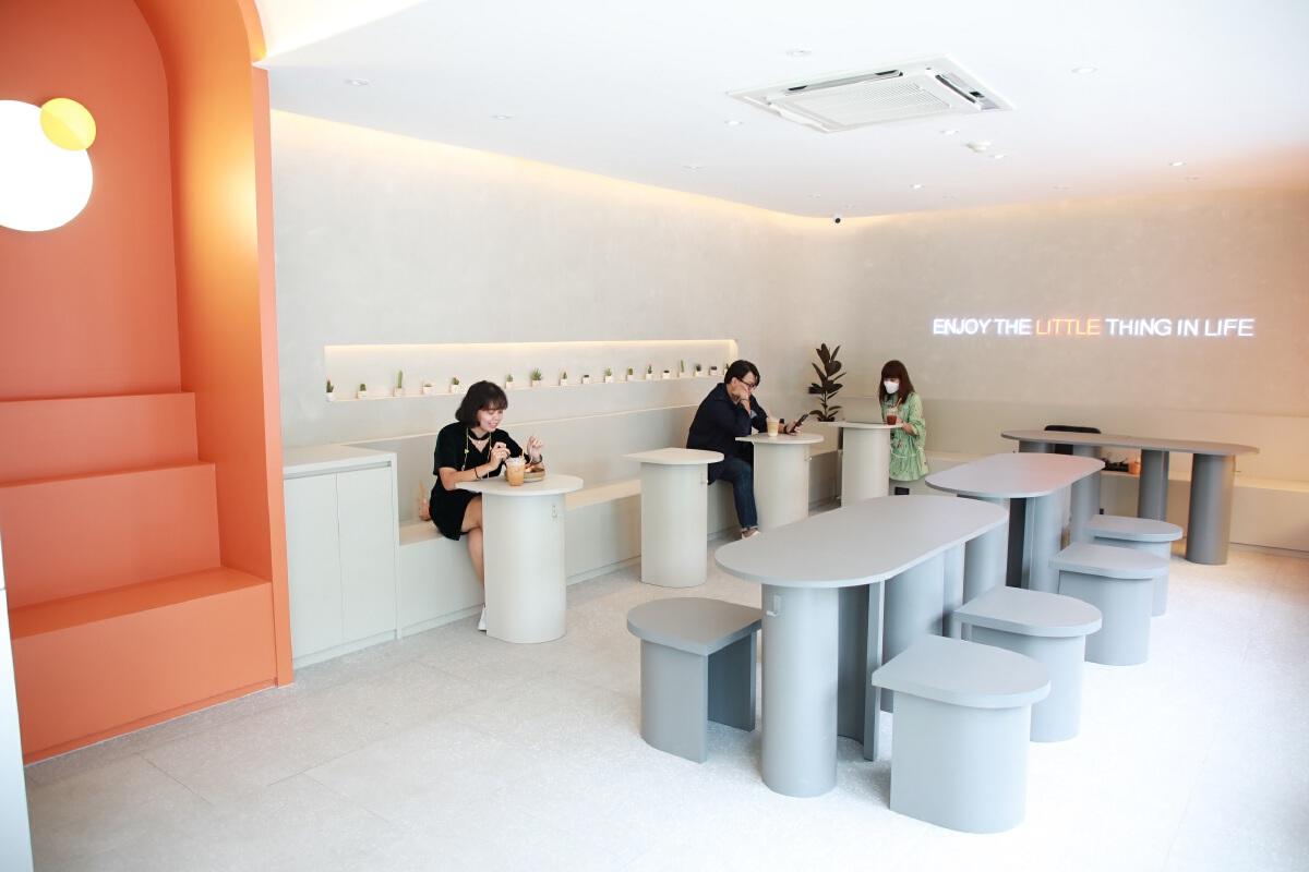 Creed Café  คาเฟ่เปิดใหม่ อาหาร-เครื่องดื่มเพื่อสุขภาพ ฉีดวัคซีนแล้วลด 15%