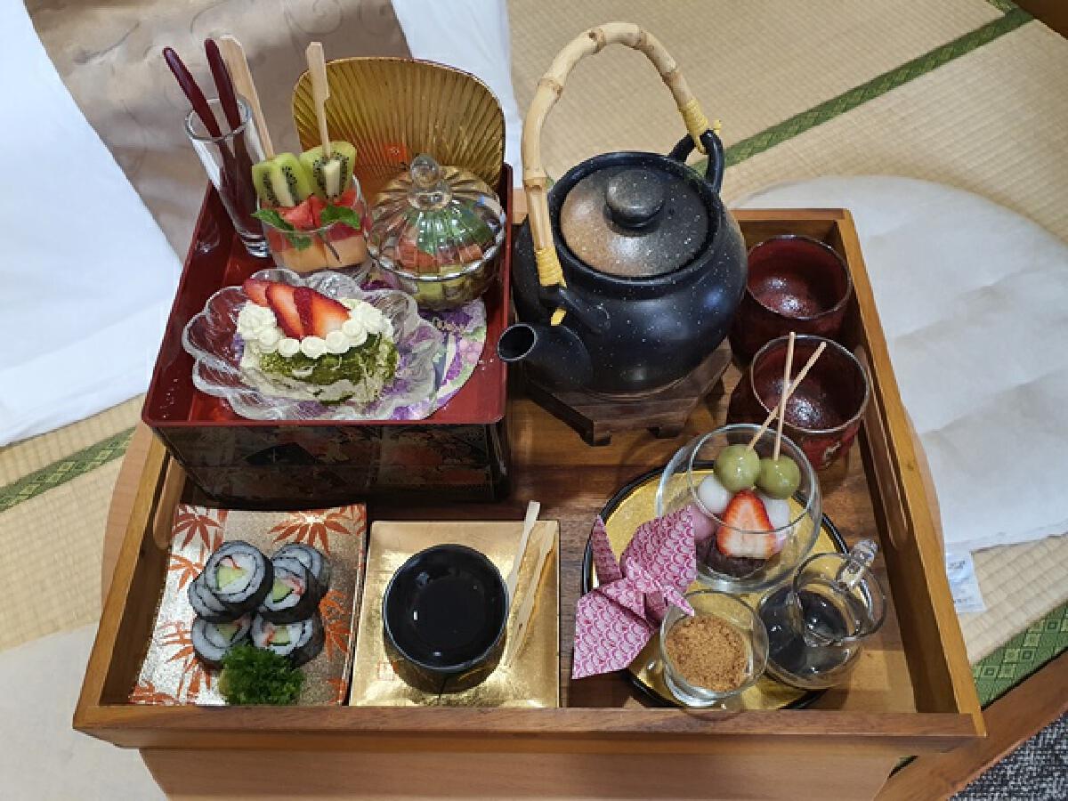 ใช้ชีวิตแบบ 'ญี่ปุ่น' ที่ 'KURETAKESO' ศรีราชา ชลบุรี