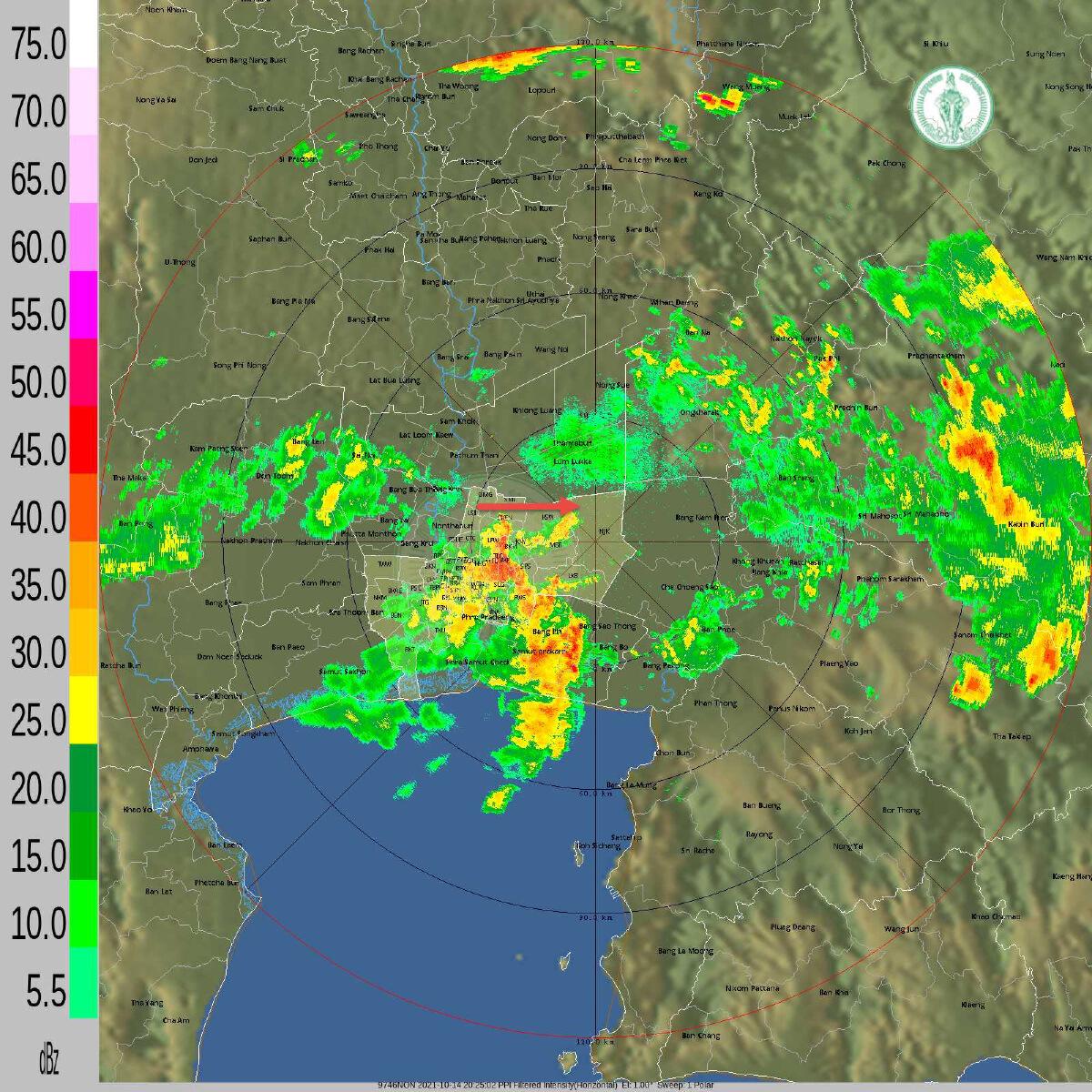 ฝนถล่มกรุงฯ เปิด 7 จุดน้ำท่วม กทม.ถนนไหนยังไม่แห้ง เช็คที่นี่!