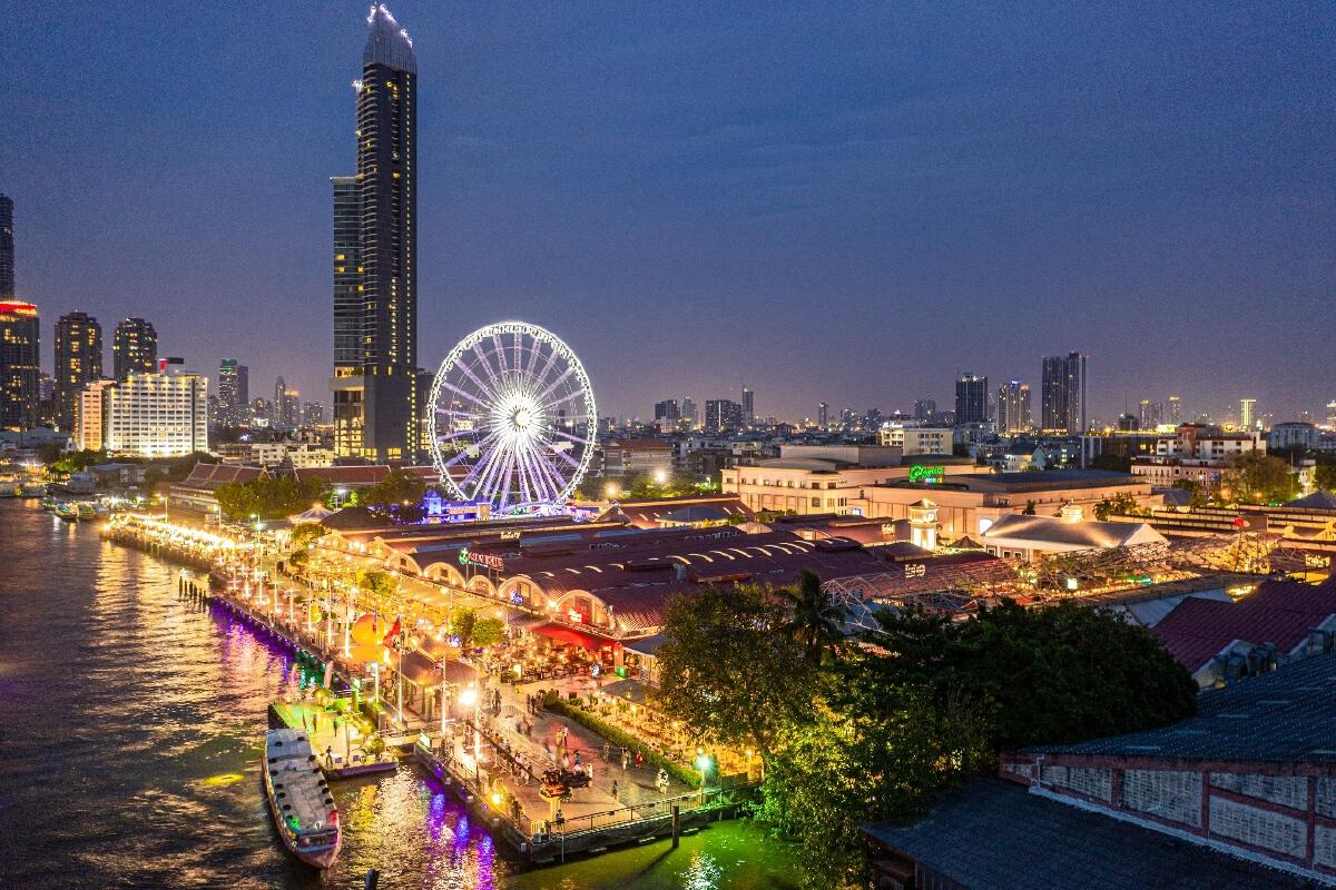 """เจาะไอเดีย """"แอสเสทเวิรด์"""" ปั้น """"ตึกสูงสุด"""" ในไทย! แลนด์มาร์กใหม่ """"เอเชียทีค"""""""