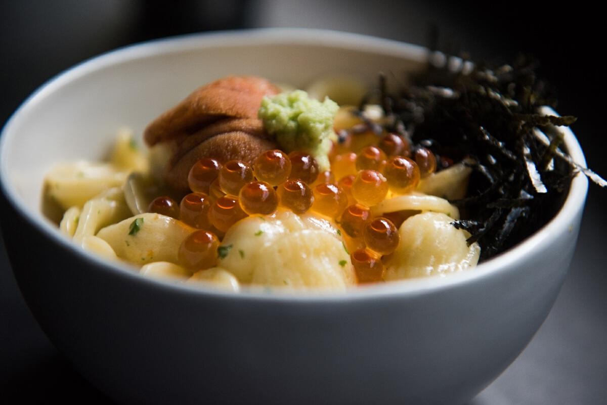 อาหารญี่ปุ่นปะทะอาหารเกาหลี....ร้านอิซากายะ 'จั่ว' และ 'โซ โซฟิเทล หัวหิน'