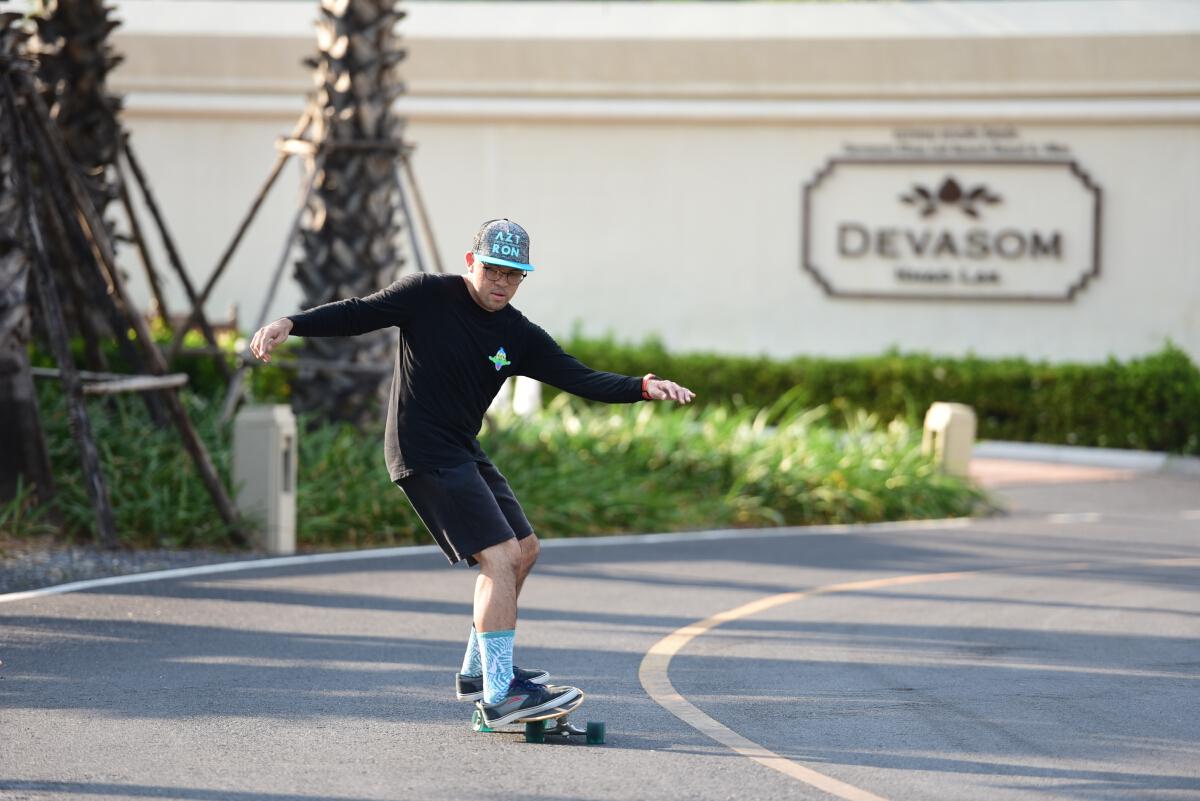 'Devasom Experience' 4 กิจกรรมสุดมัน ในแดนสวรรค์ 'เทวาศรม เขาหลัก'