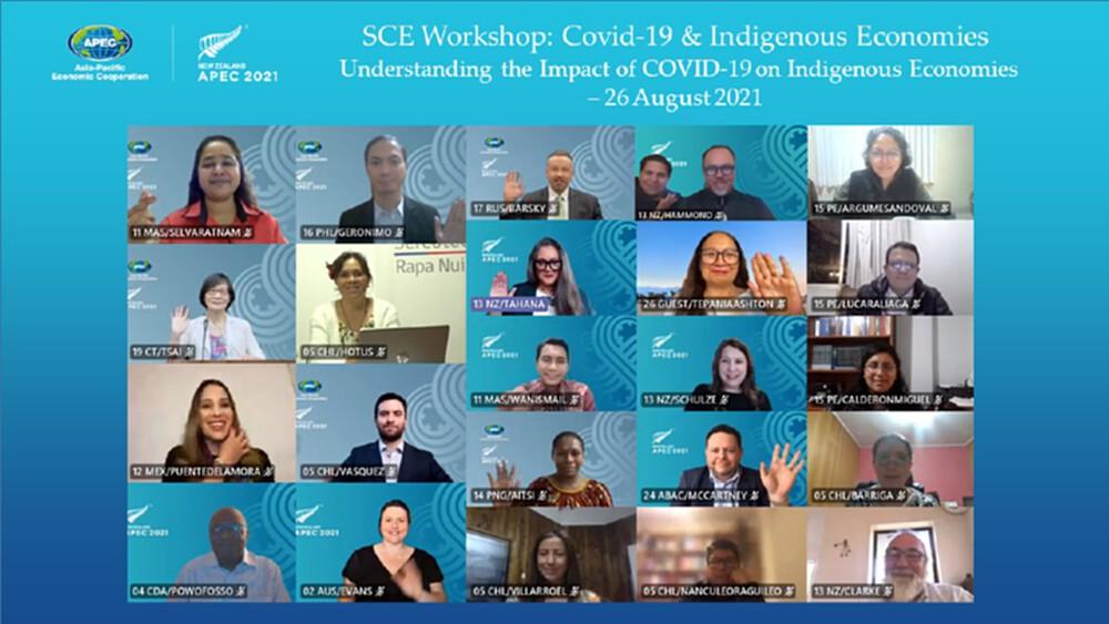 APEC New Zealand 2021 :  'ภารกิจฟื้น ศก. ยุคโควิด'