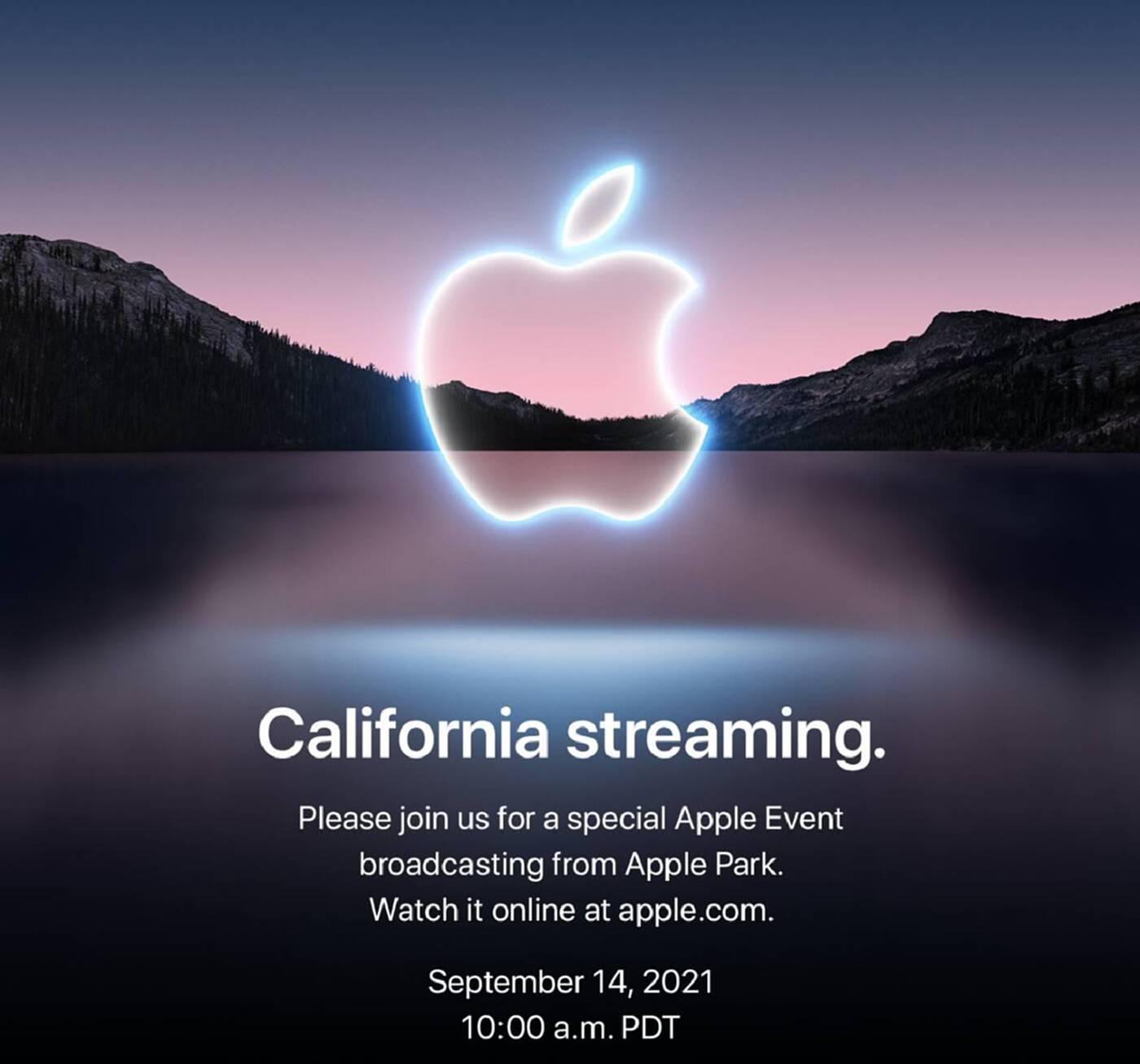 """จับตา อีเวนต์ใหญ่ Apple 14 ก.ย. นี้  รอลุ้น """"ไอโฟน13"""""""