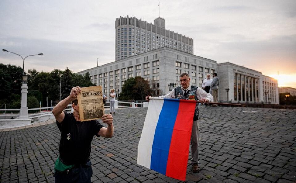 บทบาทรัสเซียในอินโดแปซิฟิก ตอนแรก ภาพรวม