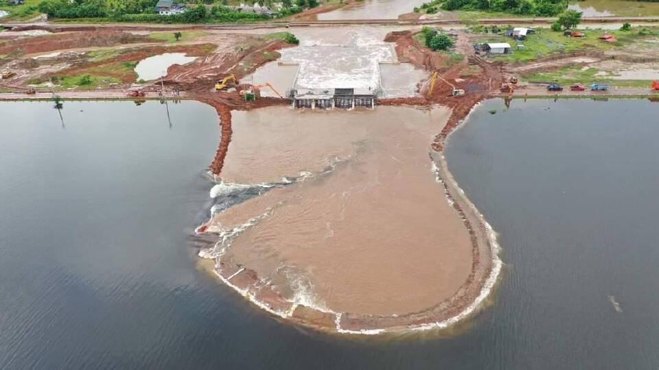 กรมชลฯ จับตาสถานการณ์น้ำ 24 ชั่วโมง เร่งช่วยพื้นที่น้ำท่วมอย่างต่อเนื่อง