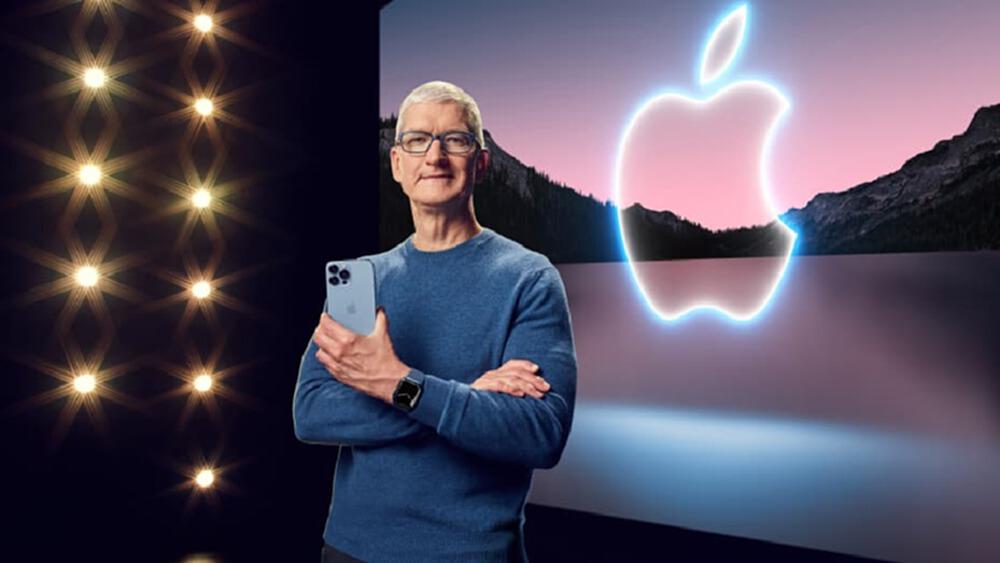 ทิม คุกเปิดตัว iPhone 13 ตามคาด-ไทยเปิดจอง 1 ต.ค.