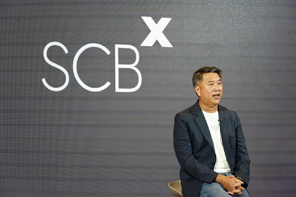 """แรงซื้อดัน """"หุ้น SCB"""" บวกเช้านี้ 20 % โบรกปรับเป้า 139 บาท ตอบรับยานแม่ """"SCBX"""""""