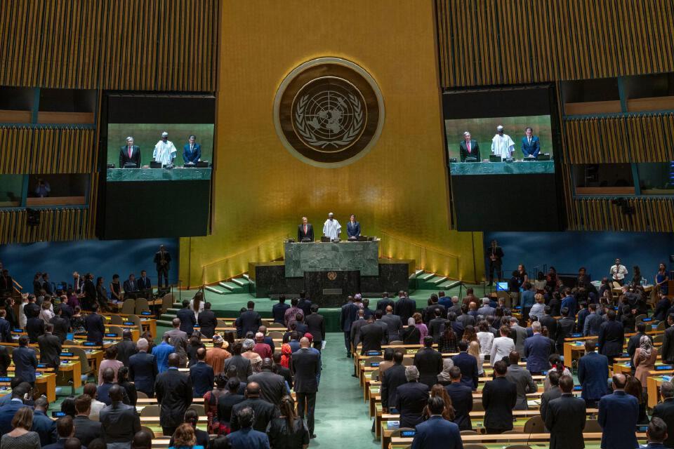 ผู้นำโลกร่วมประชุมยูเอ็นจีเอที่นิวยอร์กสัปดาห์นี้