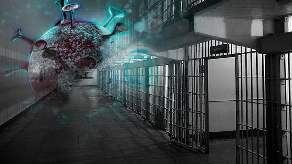 """""""กรมราชทัณฑ์"""" พบนักโทษติดเชื้อวันนี้ 478 ราย เสียชีวิต 3 ราย"""