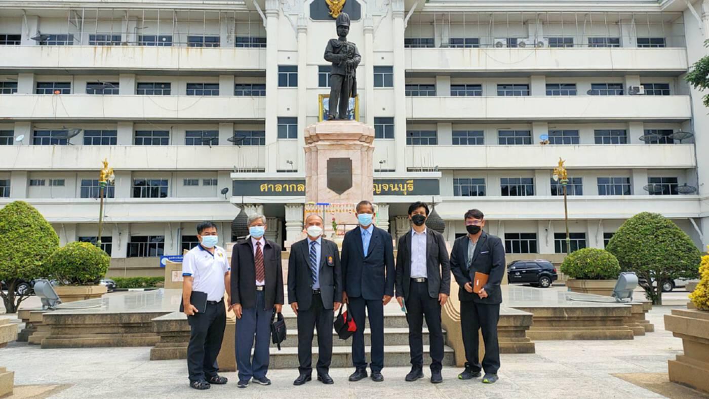 สถาบันเทคโนโลยีปทุมวัน สานต่อพื้นที่ชายขอบกาญจนบุรีเร่งพัฒนาคุณภาพการศึกษา