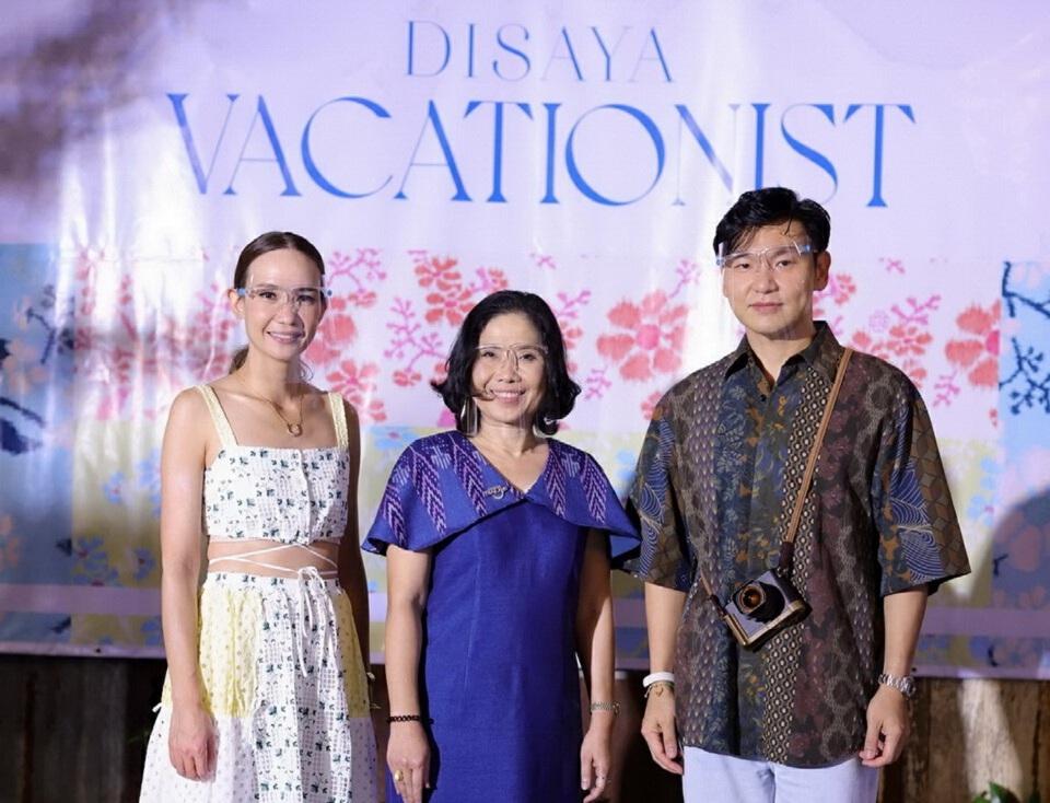 Disaya Vacationist ร่วมกับ การท่องเที่ยวแห่งประเทศไทย